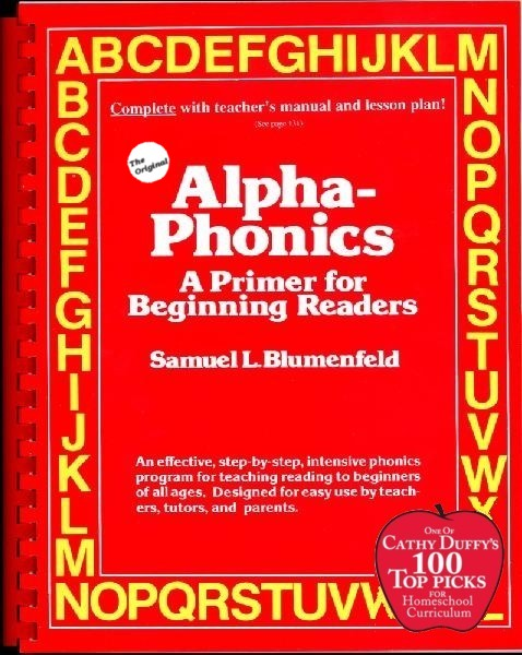 Alpha-Phonics book