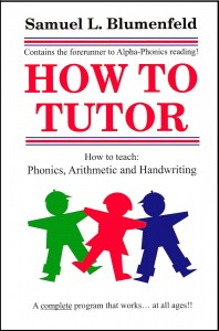 How To Tutor book